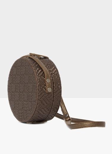 Bagmori Messenger / Askılı Çanta Bakır